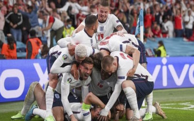 One step beyond for England – and a chance to create more history