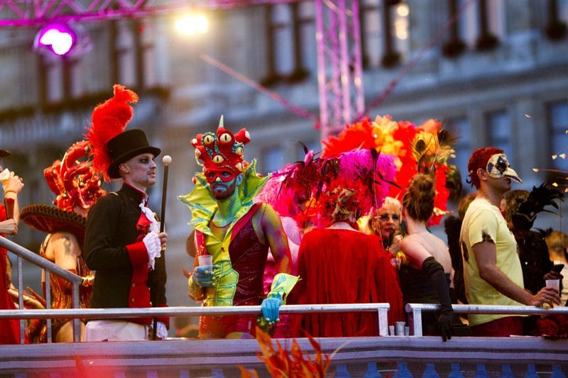 Vienna LifeBall 25th Anniversary Red Carpet Event